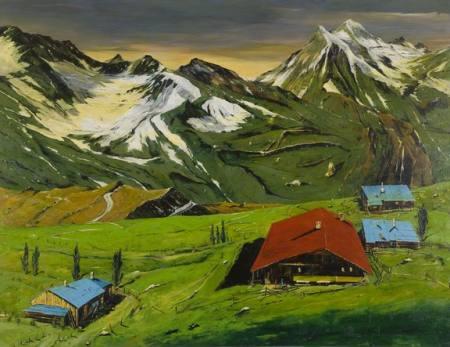 Auf unbekanntem Terrain. Landschaft in der Kunst nach 1945