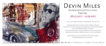 Sommerausstellung: Legenden unter sich