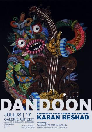 DANDOON - Schmerzlich schöne Bilder über den Zahn