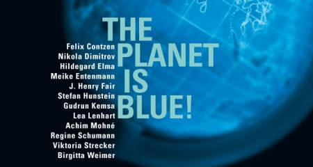 THE PLANET IS BLUE