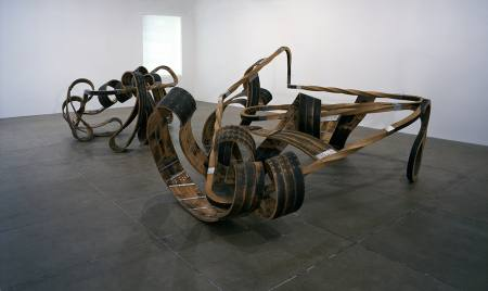 Richard Deacon. About Time Ausstellung Heilbronn