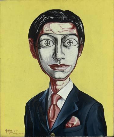 Gesicht und Maske - Rollenspiele in der Porträtkunst Ausstellung Herford