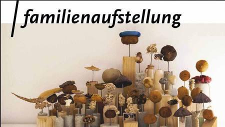 Familienaufstellung: EULENGASSE zu Gast im BOK Ausstellung Offenbach