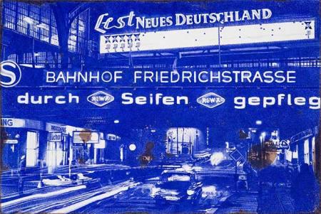 Fettige Oele Ausstellung Berlin