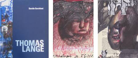 Buchvorstellung und Ausstellung früher und aktueller Arbeiten von Thomas Lange