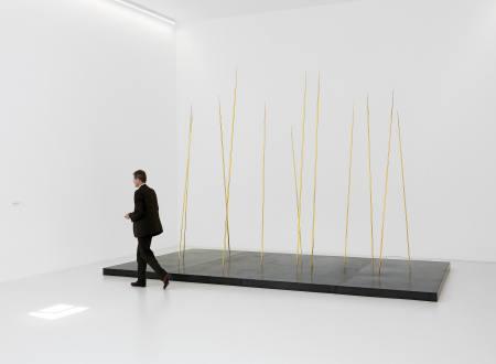 Rebecca Horn. Hauchkörper als Lebenszyklus Ausstellung Duisburg