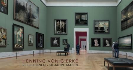 Henning von Gierke: REFLEXIONEN. 50 JAHRE MALEN