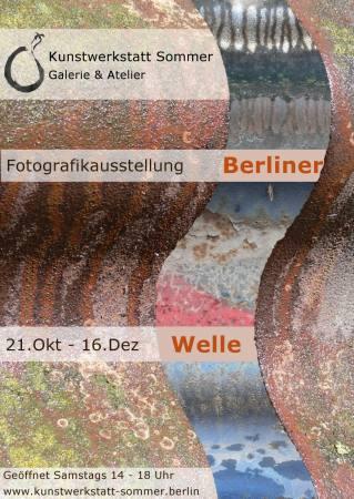 Berliner Welle - Kunstformen in der Natur Ausstellung Berlin
