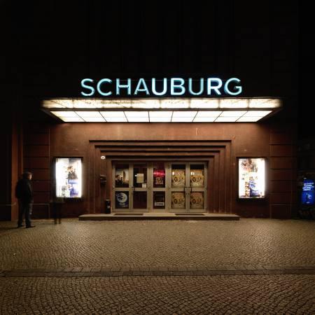 Capitol, Gloria, Schauburg. Kino-Fotografien von Richard Thieler