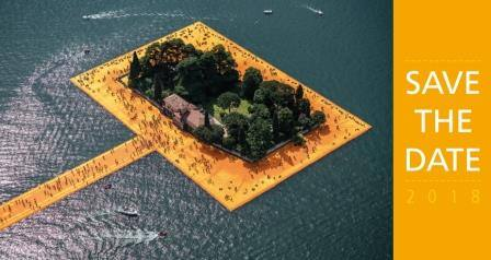 Christo & Jeanne-Claude: The Floating Piers