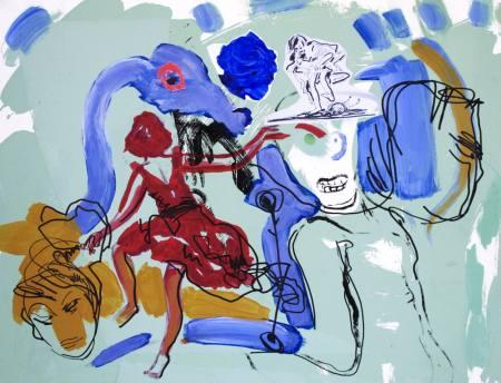 Kein Thema 2 Ausstellung Potsdam