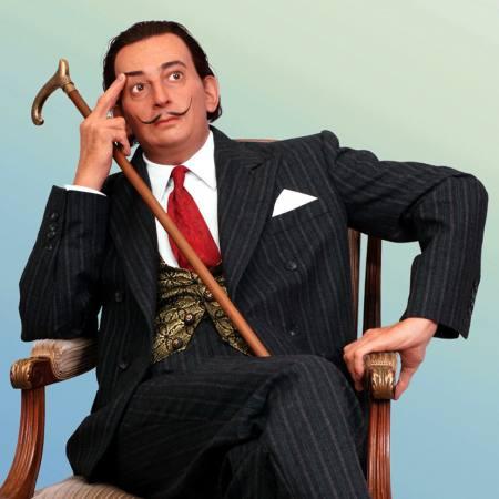 Salvador Dalí. Leben und Werk Ausstellung Ueberlingen