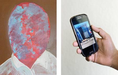 2 x 2. zwei Doppelausstellungen mit vier Positionen junger Kunst