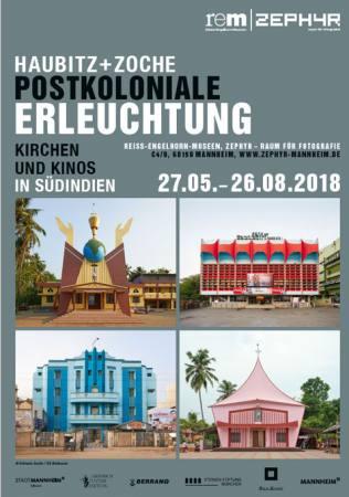 Sabine Haubitz und Stefanie Zoche: POSTKOLONIALE ERLEUCHTUNG - Kirchen und Kinos in Südindien
