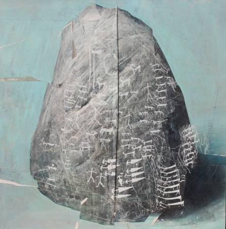 Spielen mit Geistern | Andrea Mariconti Solo Exhibition Ausstellung Luisa Catucci Gallery - Allerstr. 38 12049 Berlin