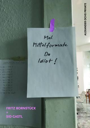 MAL MITTELFORMATE, DU IDIOT! Ausstellung Berlin
