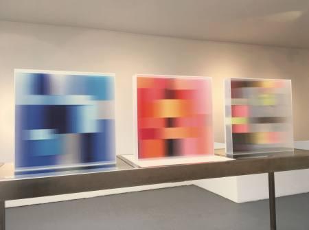 Light Fusion  Ausstellung Muenchen
