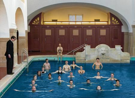 Wir schwimmen alle im gleichen Wasser Ausstellung Muenchen