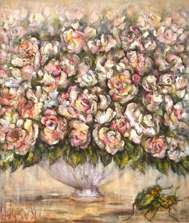 Frühlingsgötter -  Malerei und Zeichnung Ausstellung Berlin