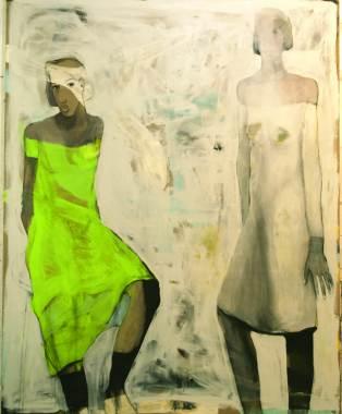 Malerei - Bahram Hajou