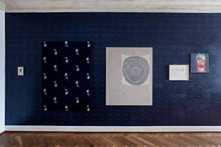 Jochen Schmith. conversation Piece Ausstellung Hamburg