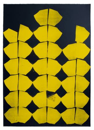 """...Yellow and Blue, That´s For You"" Ausstellung Köln"