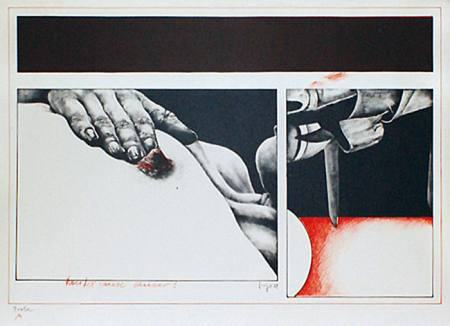 50 Jahre Galerie Poll. Does sex cause cancer? Ein Querschnitt durch das Werk des Berliner Realisten