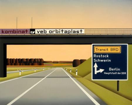 Transit: Berlin. Jan Schüler. Neue Arbeiten Ausstellung Berlin