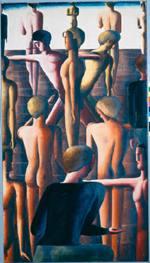 Oskar Schlemmer. 100 Jahre Bauhaus Ausstellung Duisburg