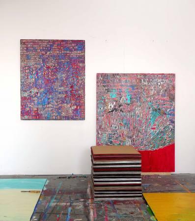 Birgit Brandis – SUBSUR Ausstellung Mannheim