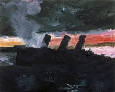 Idyll & Destruciton Ausstellung Berlin