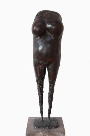 Biennale di Venezia 1968. Gustav Seitz, Richard Oelze, Horst Janssen