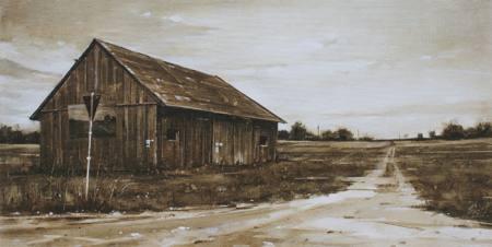 Ralf Scherfose   Nostalghia - Architektur - Landschaft Ausstellung Kassel