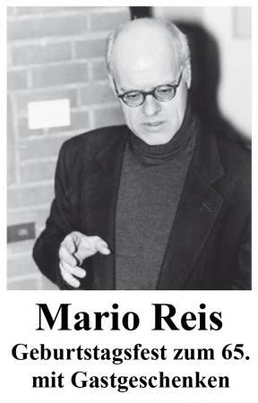 Mario Reis: Blindzeichnungen Ausstellung Mainz