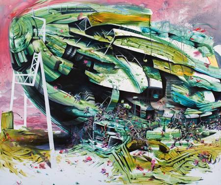 New Works Ausstellung Berlin