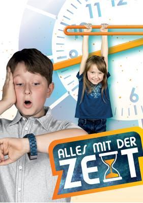Alles mit der Zeit. Eine Mitmachausstellung für kleine und große Zeitgeister Ausstellung Reiss-Engelhorn-Museen, Museum Weltkulturen D5