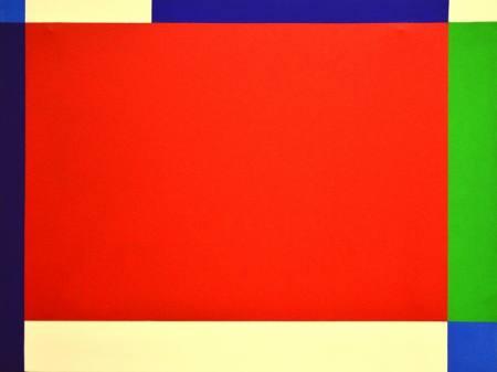 Die Farben der Geometrie Ausstellung Koeln