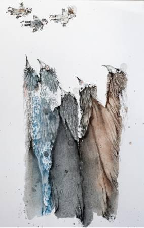 Aus der Sicht eines Raben Ausstellung Wien