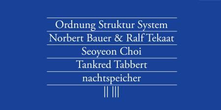 Ordnung Struktur System