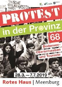 Protest in der Provinz Ausstellung Rotes Haus Meersburg