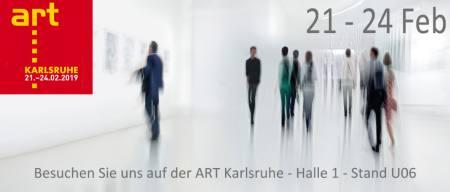art box berlin auf der Art Karlsruhe 2019 Kunstmesse Karlsruhe