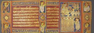 Heilige und Asketen – Miniaturmalerei der Jaina aus Indien Ausstellung Koeln