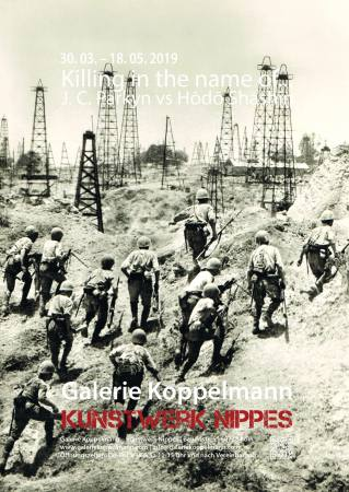 Killing in the name of… Ausstellung Koeln