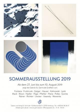 Wir verlängern unsere Sommerausstellung 2019! Ausstellung Hamburg