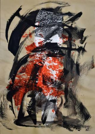 Abstraktion und Informel Ausstellung Emden