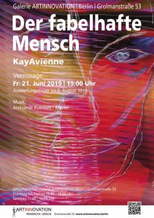 Der fabelhafte Mensch Ausstellung Berlin