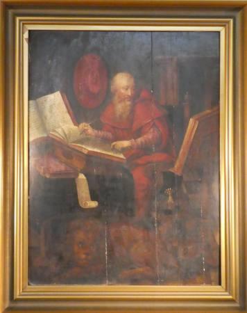 Italinischer Meister 16/17.Jh Hironymus, Münzen- Briefmarken- Samurai Schwert Sammlung Auktion Guetersloh