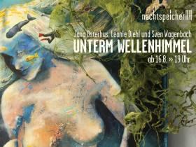 Unterm Wellenhimmel Ausstellung Hamburg