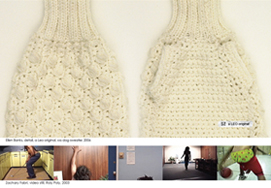 Instalation - New Collection of Decadence