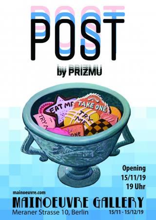Post Post Post Ausstellung Berlin